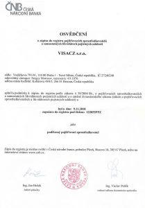 Лицензия на выдачу медстраховок, полученная одной из российских компаний