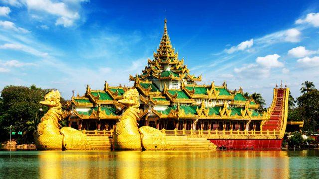 Виза в Мьянму для россиян