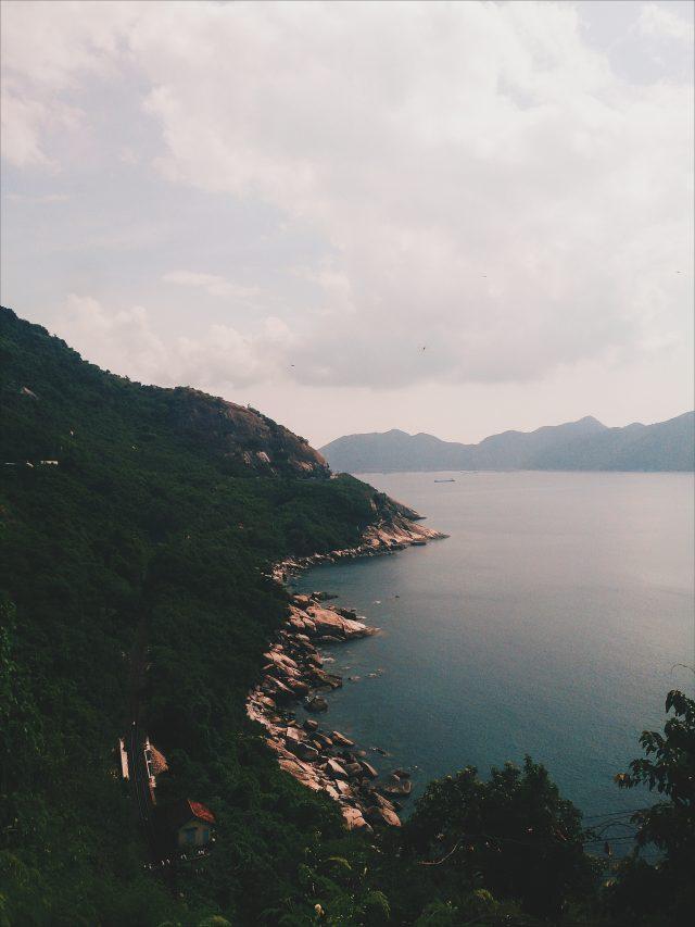 Дорога в Дананг