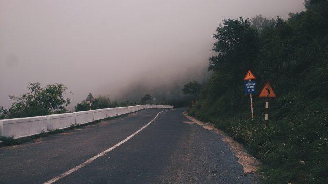 Дорога в Хюэ