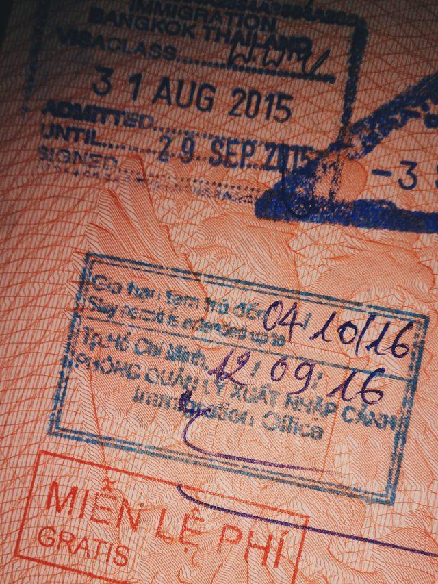 Продленная виза