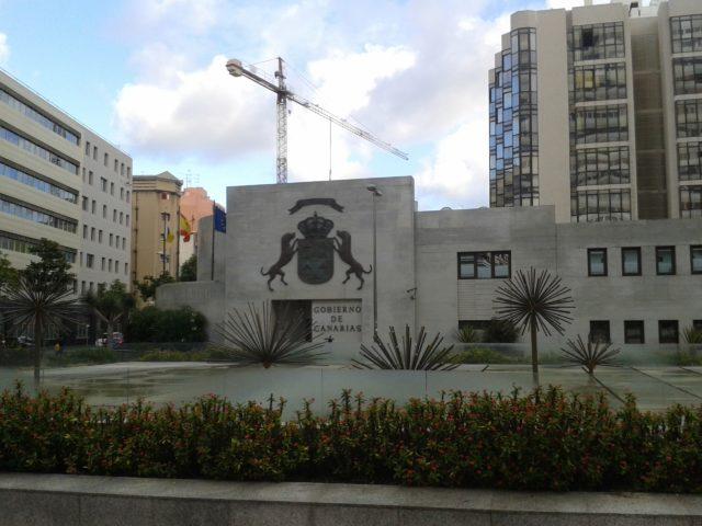 Резиденция правительства Канарских островов.