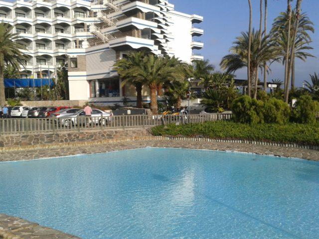 Пятизвездочный отель в Маспаломас.