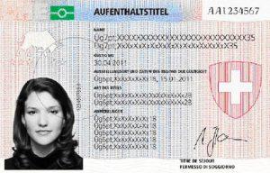 Биометрическая карта иммигранта
