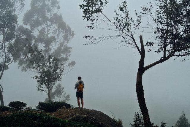 Туманные окрестности Нувара-Элии.