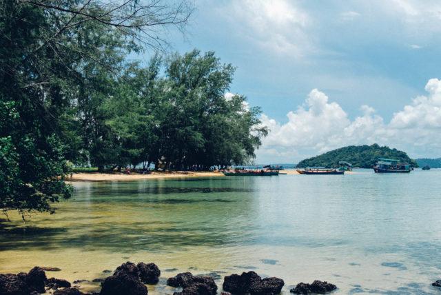 Путешествие на острова