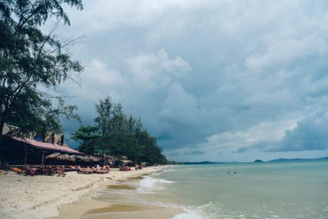 Пляж Otres