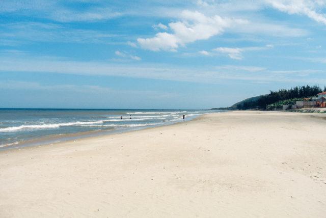 19. Муйне. Пустынный пляж