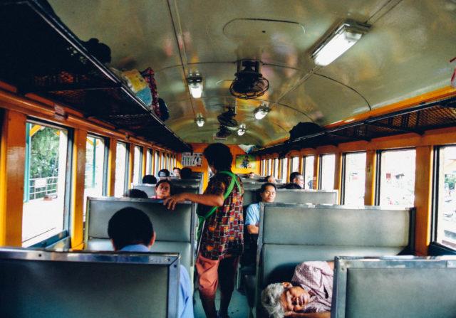 6. Поезд на Араньяпратет