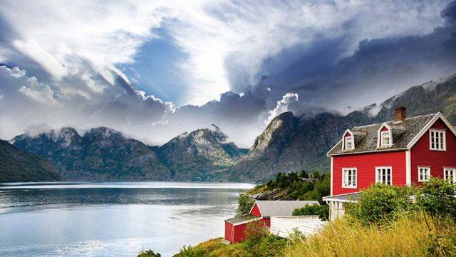 Как живут русские в норвегии