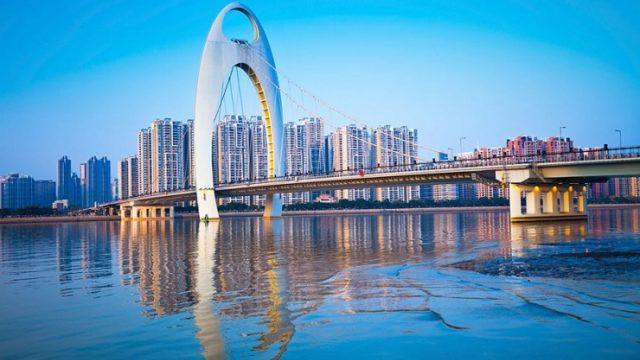 Виза в Гуанчжоу для россиян в 2017