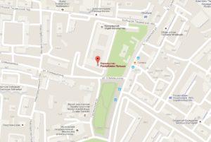 Адрес Посольства в Москве