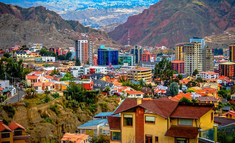 Обязательная виза в Боливию для россиян в 2019 году